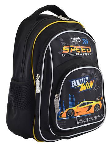 Рюкзак SMART 556817 ZZ-01 Speed Champions, фото 2