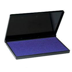 Штемпельная подушка настольная, синяя, 70х110 мм, Trodat 9052