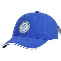 Бейсболка футбольний клуб FC Chelsea синя, фото 1