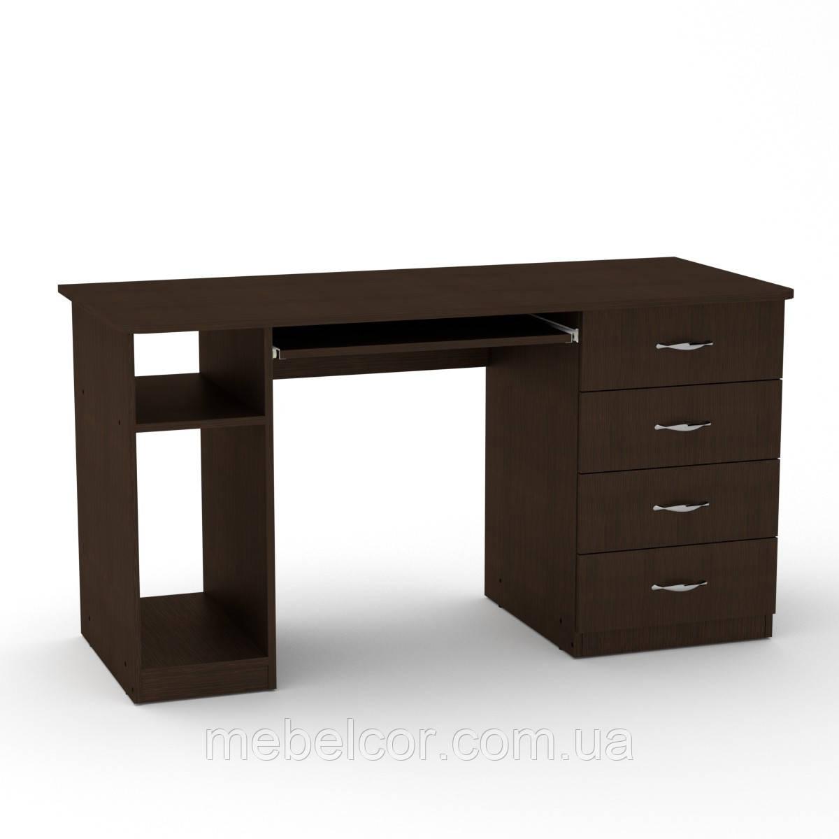"""Компьютерный стол с выдвижными ящиками """"СКМ-11"""""""