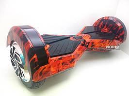 Гироскутер 2мотор350W,аккум36V4,4AH,колес6,5 дюй,Bluetooth,свет,нагр.до100кг, сумка, черный (S8-15)