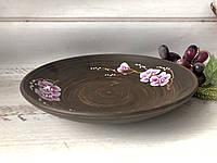 Шашлычница ручной работы малая с рисунком