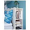 Каркас кровати IKEA BRIMNES 180x200 см белый  190.991.57, фото 4