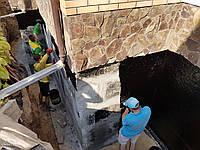 Гидроизоляция зданий и сооружений,  ремонт и восстановление фундаментов, бетонов. Гидроизоляция бассейнов.