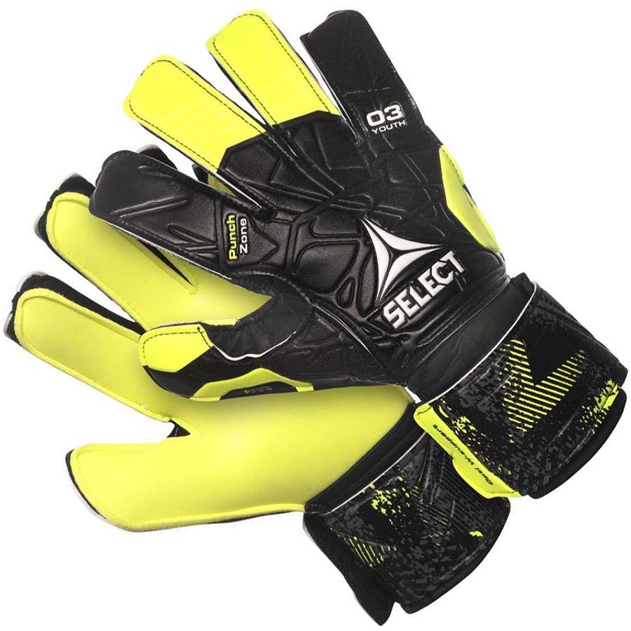 Детские вратарские перчатки Select 03 Youth 2018 (размер 6)