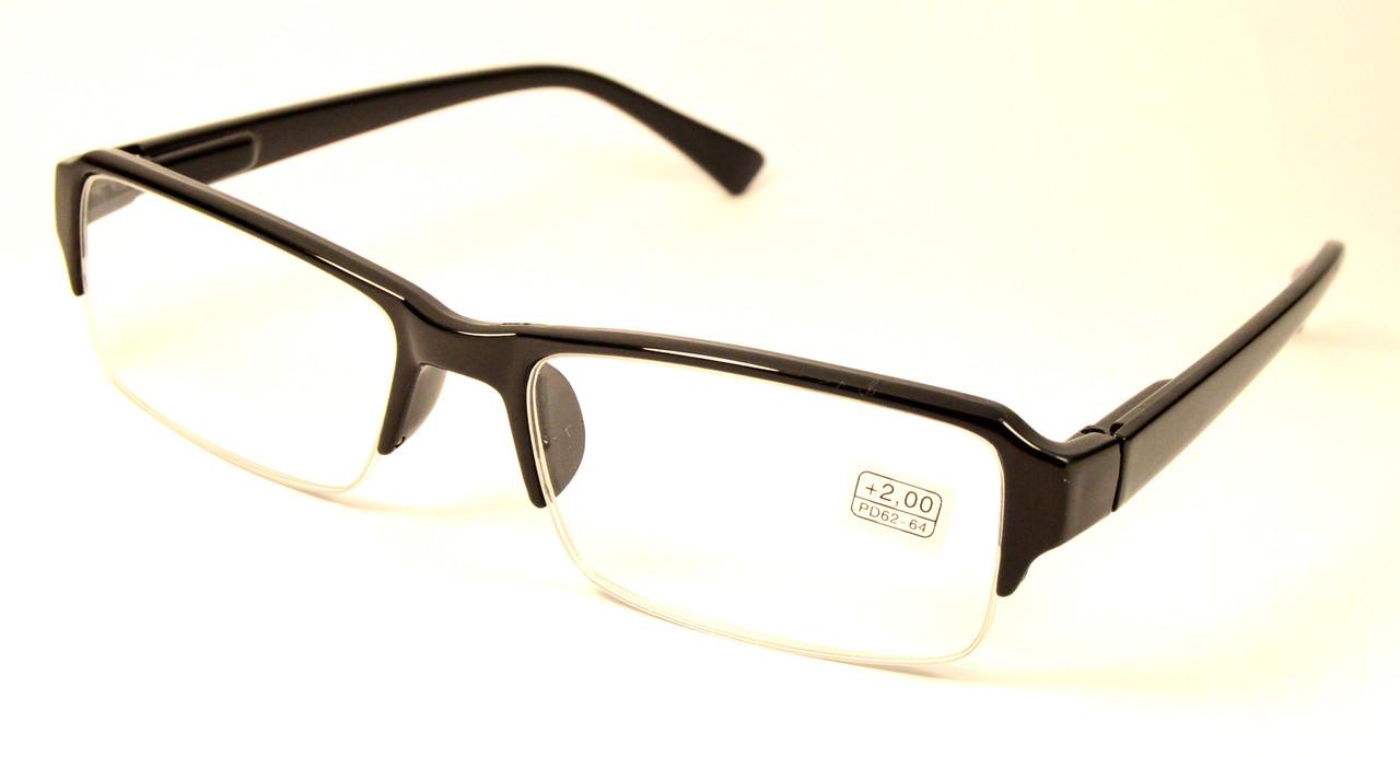 Полуоправные очки для зрения (МС 282 ч)