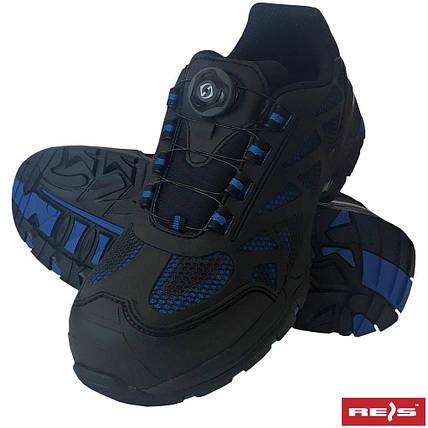 Робочі черевики чоловічі REIS Польща (спецвзуття) BRBELGIA-ROL BN, фото 2