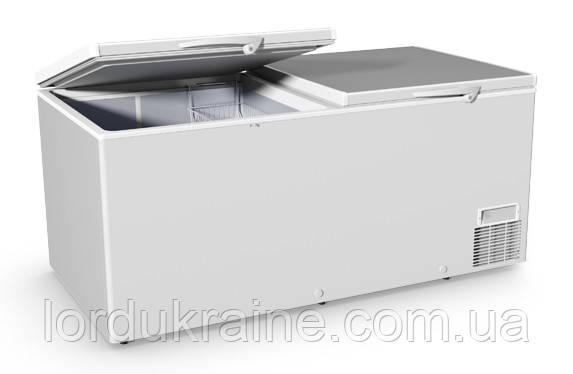 Морозильный ларь с глухой крышкой Juka M1000 Z