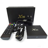 Приставка X96 TV BOX Android 2GB/16GB