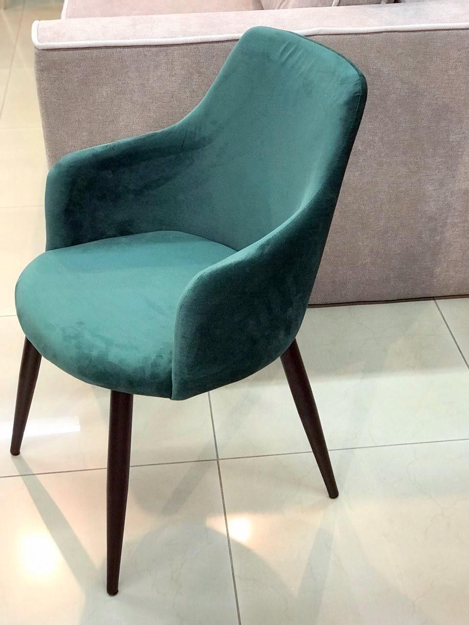 Крісло Melia (Мелія) akh, зелений колір