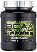 BCAA+Glutamine Xpress Scitec Nutrition (600 грамм) citrus mix/цитрусовый микс