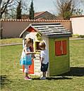 Домик садовый детский игровой со ставнями Нео Neo Jura Smoby 810500, фото 8