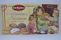 Печенье ассорти El Santo (с миндальной мукой), 300 г