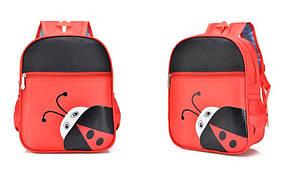Нейлонові дитячі рюкзаки з принтом