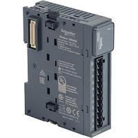 Модуль розширення TM3 - 4 AQ (4 аналогових вихода) для контролерів Modicon M221/ M241 TM3AQ4