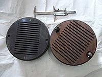 Клапан ЦПК-110-3,0