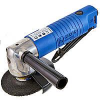 Пневматическая угловая шлифовальная машина (12000 оборотов в минуту) GISON GP-832LM