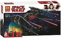 Конструктор Bela Space Wars Истребитель TиАй Кайло Рена 10907