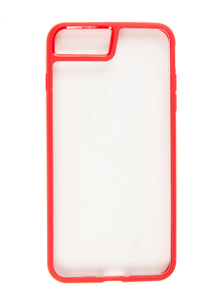 Чехол на IPhone 7+, 8+ WAVE 16х8см Красный