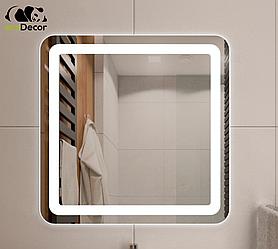 Зеркало с LED подсветкой laurent в ванную