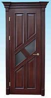 Модель двери Разрез