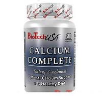 Кальций BioTech Natural Calcium Complete 90 капс