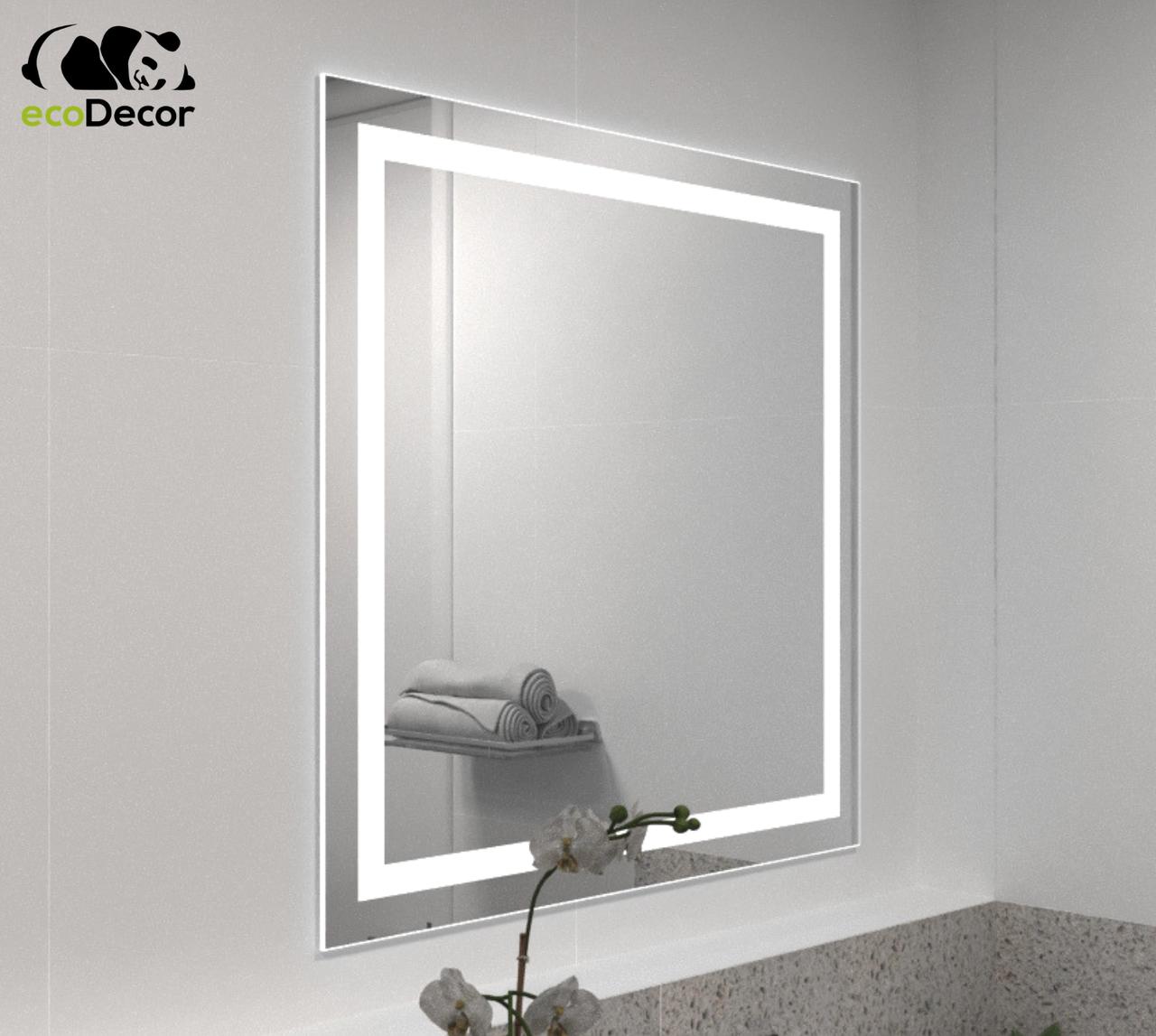 Зеркало с подсветкой Til