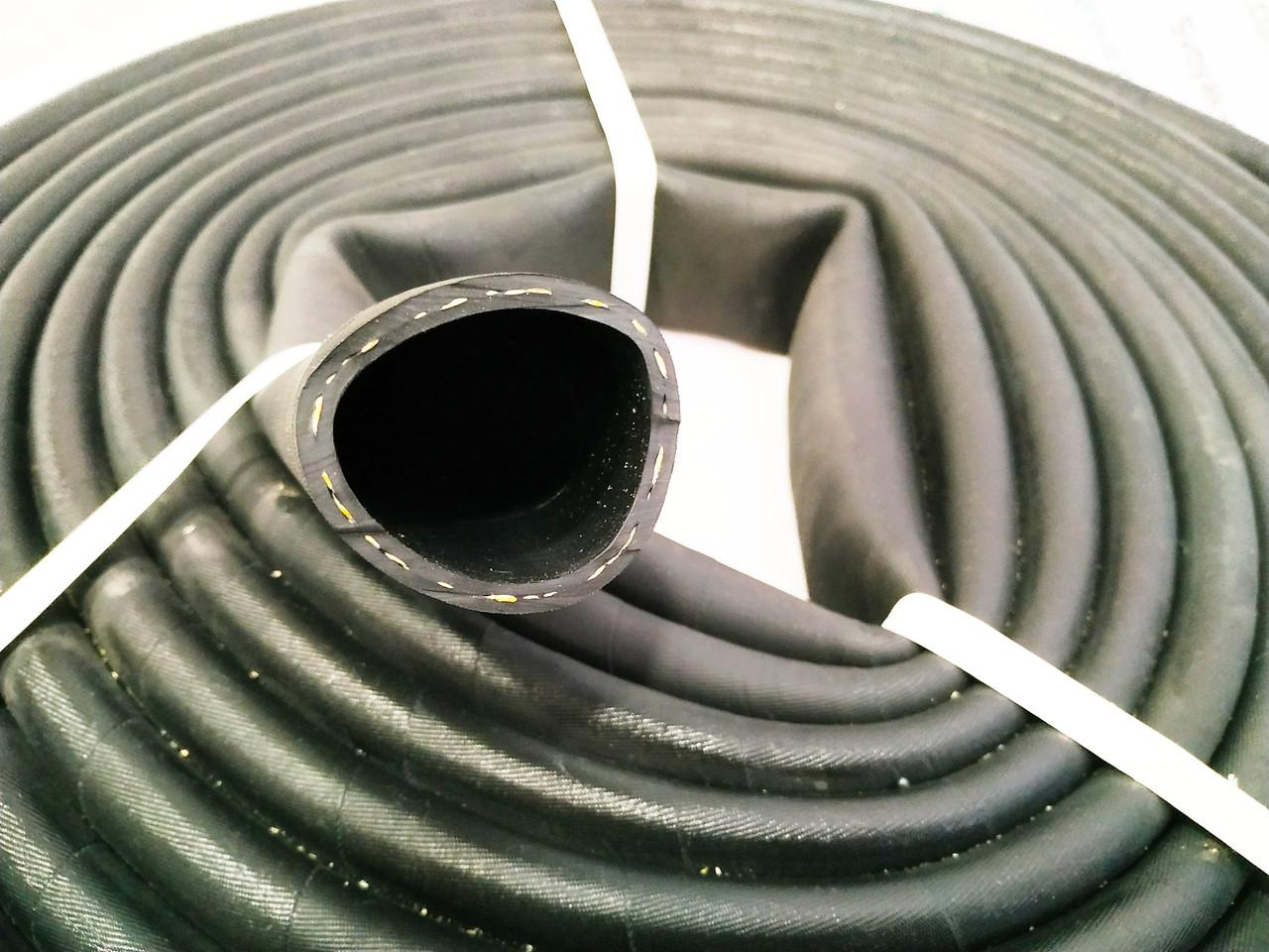 Бинтованный рукав дорновый Ø 50мм 6.3 атм ( ВГ(ІІІ) техническая вода) 10м. Билпромрукав