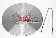 Диск (диффузор) 22см для индукционной плиты (для использования посуды без индукционного дна) Frabosk (Италия)