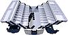 Ящик шестиполочный AQUATECH 2706.СУПЕР НОВИНКА ( отличное качество)
