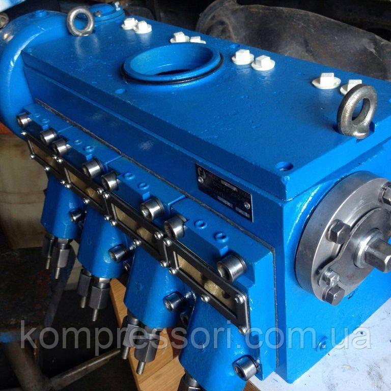 Насос масляный компрессора смасочный многоотводный 22-8