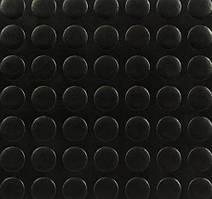 Автолинолеум «Копейка черная» (ширина 180 см, Турция)