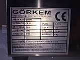 Görkem. Жарочная электрическая поверхность гладкая н/сталь  70 см, фото 5