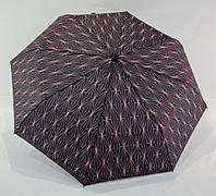 """Женский зонт полуавтомат с карбоновой спицей от фирмы """"Lantana""""."""