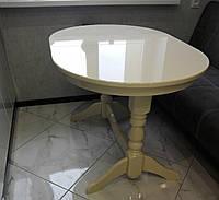 Обеденный стол ГОВЕРЛА 2 слоновая кость