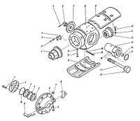 Крейцкопф Н466-2 для компрессоров 2ВМ10-63/9, 4ВМ10-120/9