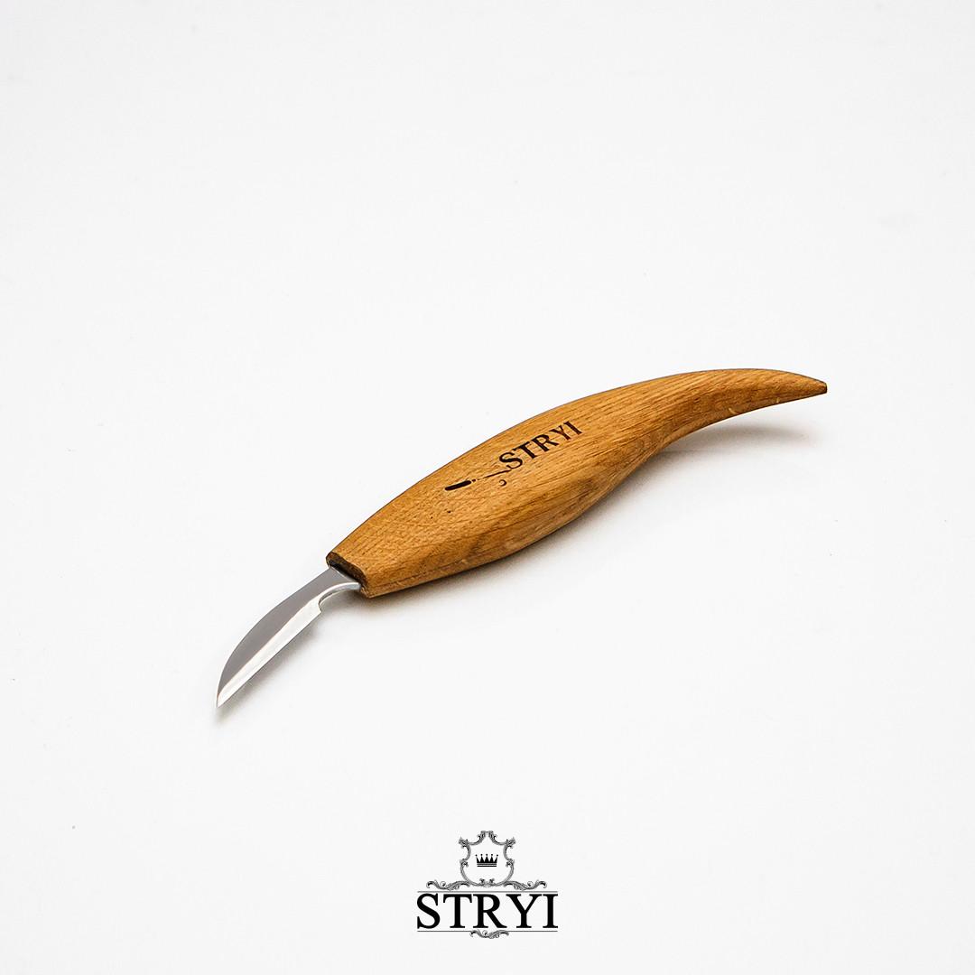 Стамеска нож для резьбы по дереву от производителя STRYI, 38 мм