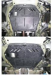 Защита двигателя,КПП и радиатора Opel Corsa C 2000-2006