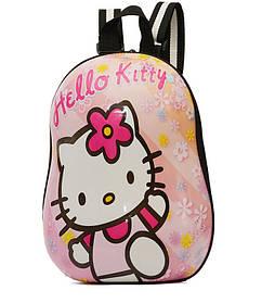 Тверді дитячі рюкзаки з принтами 3D Hello Kitty