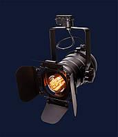 Прожектор на треке в стиле Лофт Levistella 75219 BK