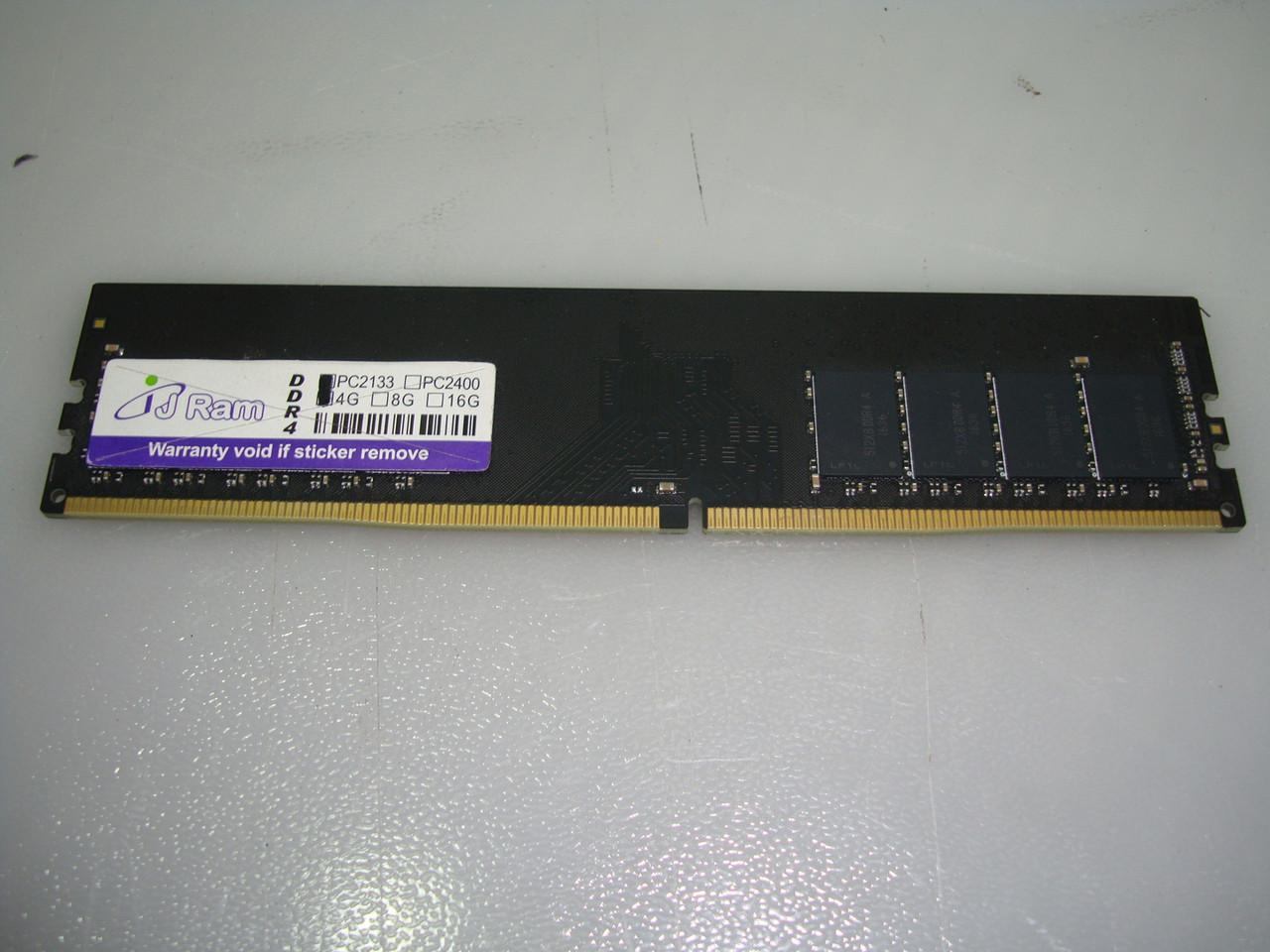Оперативная память JRam 4 GB DDR4 2133 MHz