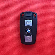 Смарт Ключ БМВ Bmw x5, x6 3/5 series (868 mhz) ID46(7953) chip CAS3,CAS3+ Лезвие HU92 BMW 6986583-05