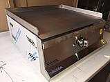 Görkem. Жарочная электрическая поверхность гладкая н/сталь  50 см, фото 4