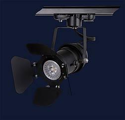 Прожектор на треку в стилі Лофт Levistella 75229 BK