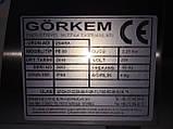 Görkem. Жарочная электрическая поверхность гладкая н/сталь  50 см, фото 5