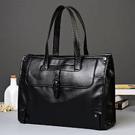 Мужская сумка-портфель 39*28*10.5 см, фото 1