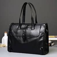Мужская сумка-портфель 39*28*10.5 см