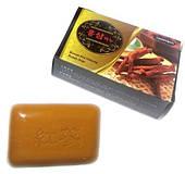 Косметическое мыло Red Ginseng с красным женьшенем 70г