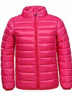 Короткая куртка ветровка для девочки, рост 110, 120, 160, Glo-story 7357
