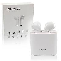 Наушник-гарнитура в стиле Airpods IPhone HBQ-I7S wireless 149476